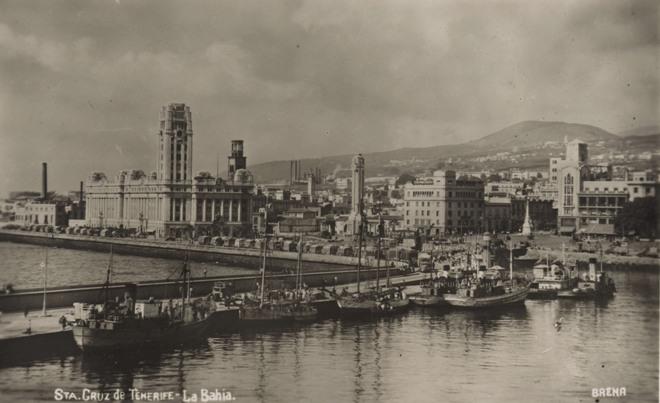 Resultado de imagen de santa cruz puerto antiguo